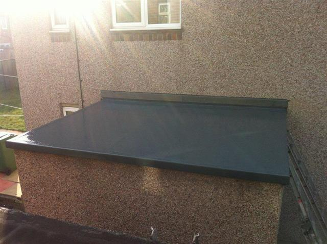 Grp Flat Roof System Afg Products